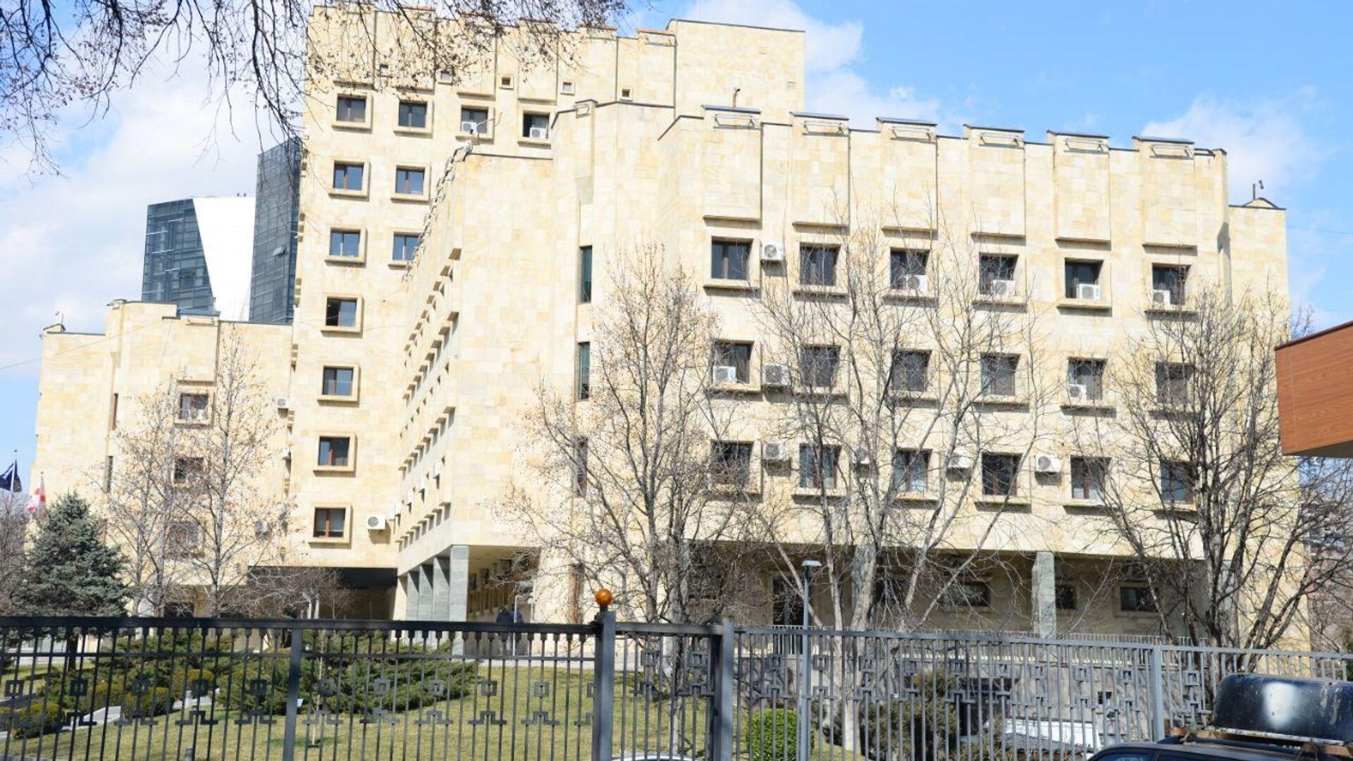 პროკურატურის შენობა - Sputnik საქართველო, 1920, 23.09.2021