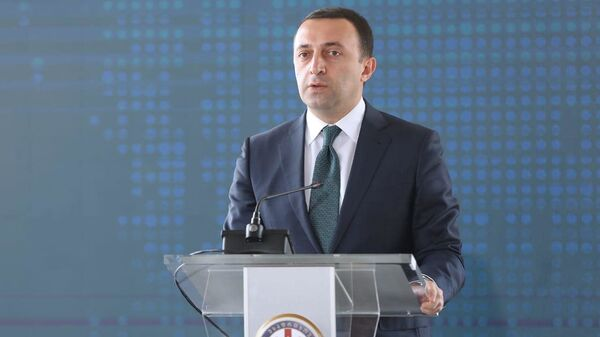Ираклий Гарибашвили - Sputnik Грузия