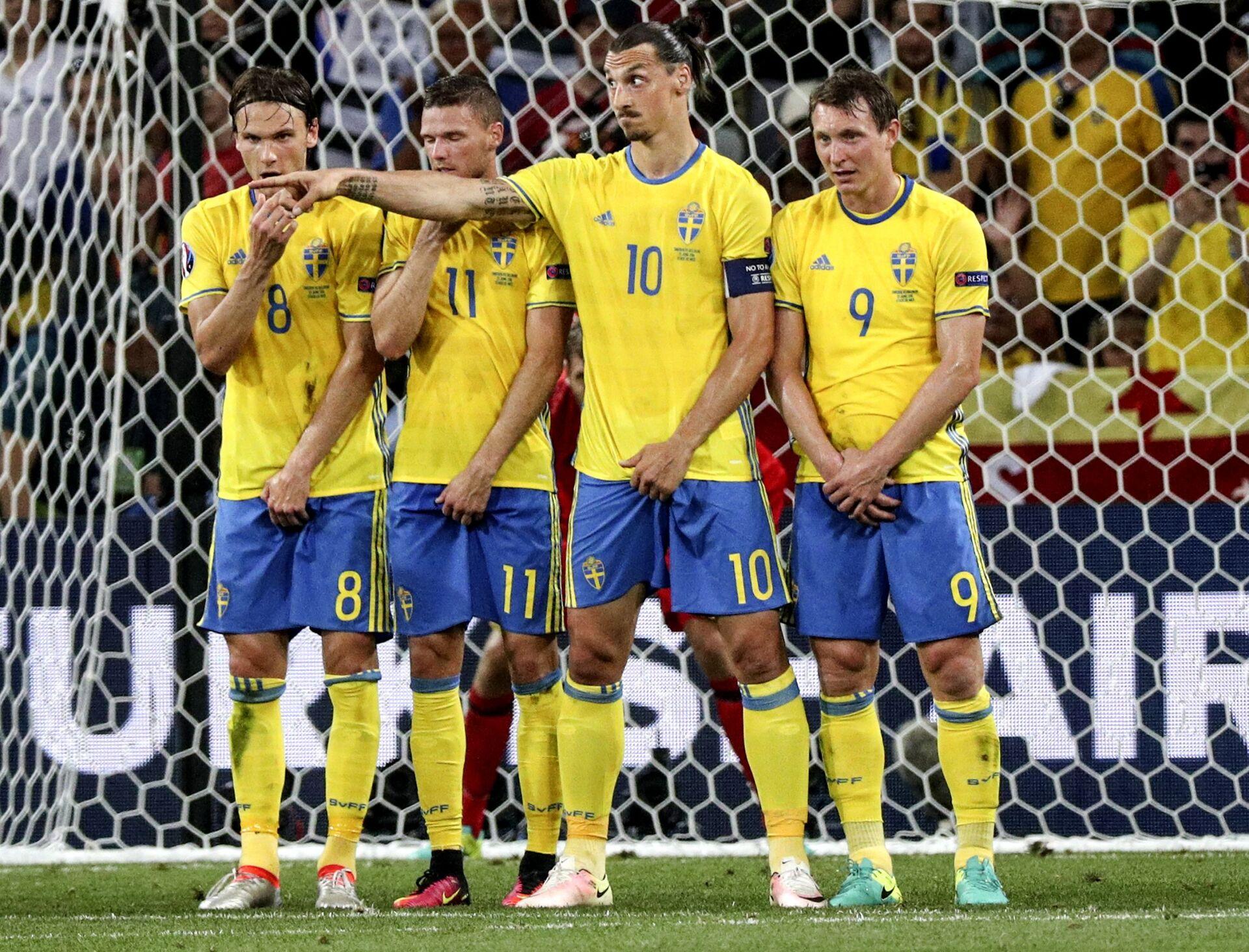 Швеция – Армения: прогноз на товарищеский матч по футболу - Sputnik Грузия, 1920, 04.06.2021