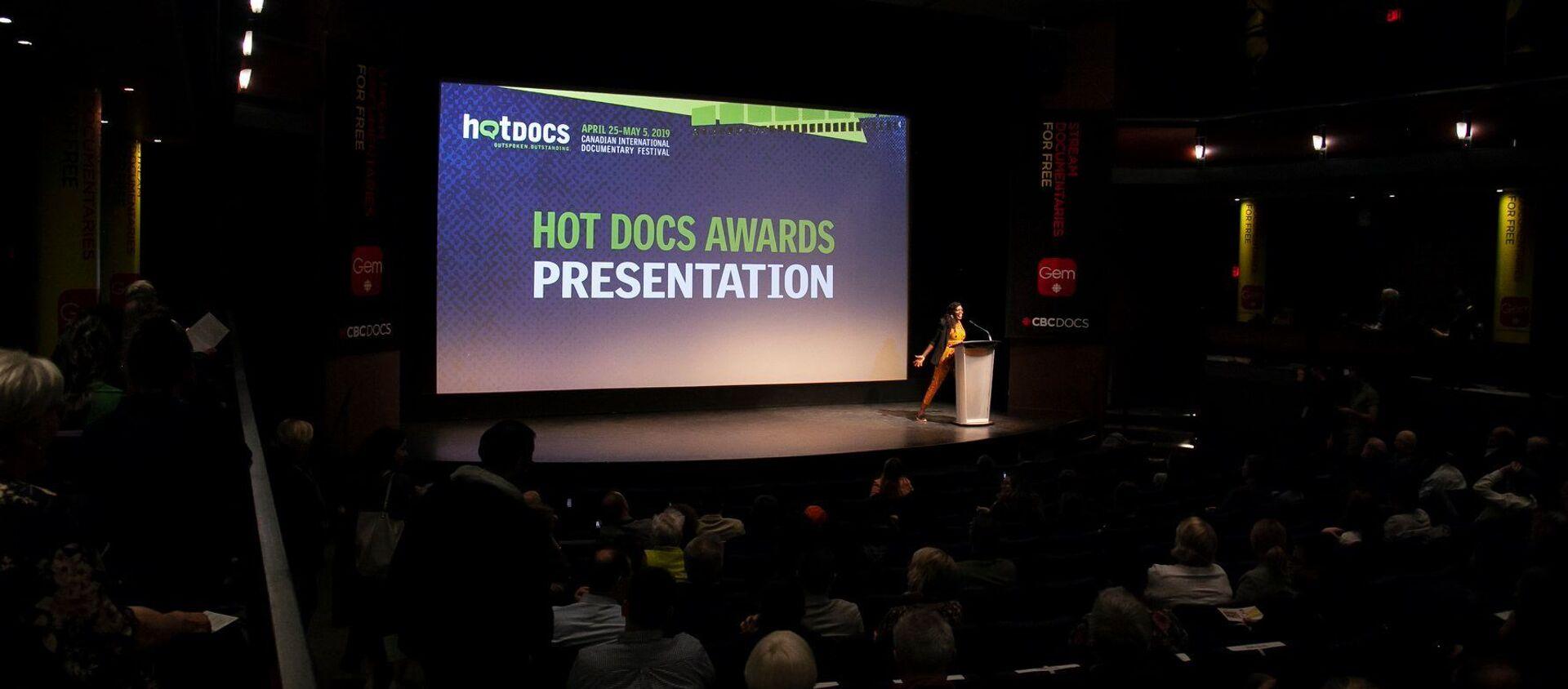 Канадский международный фестиваль документального кино Hot Docs  - Sputnik Грузия, 1920, 26.03.2021