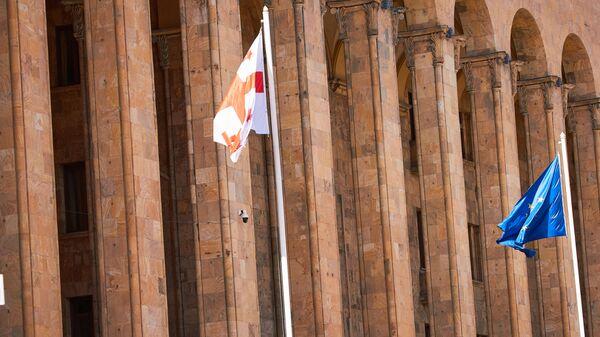 Парламент Грузии - Sputnik Грузия