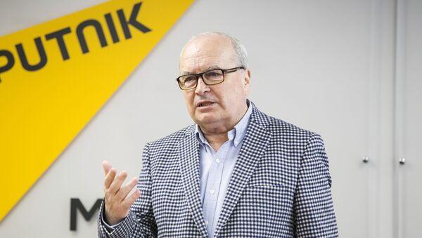 Sputnik-მოლდოვას ხელმძღვანელი ვლადიმირ ნოვოსადიუკი - Sputnik საქართველო