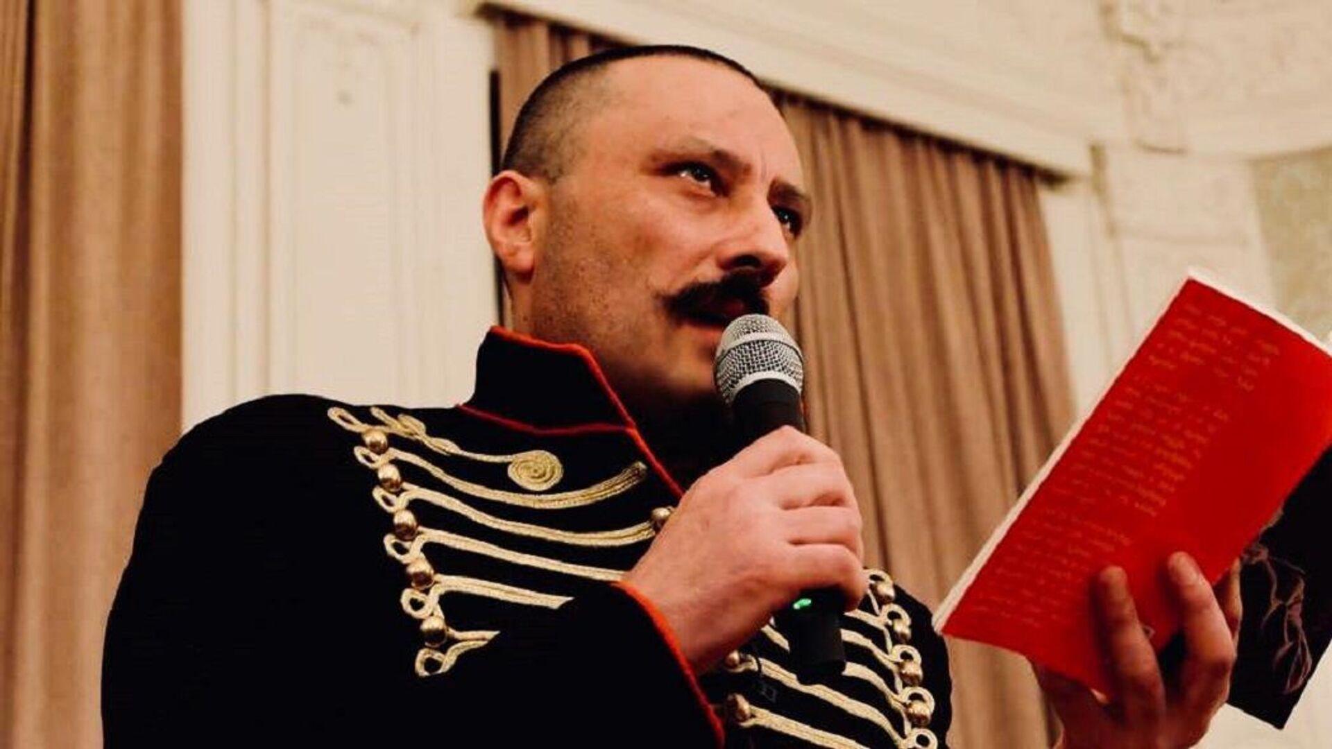 Умер поэт Зураб Ртвелиашвили - Sputnik Грузия, 1920, 20.04.2021