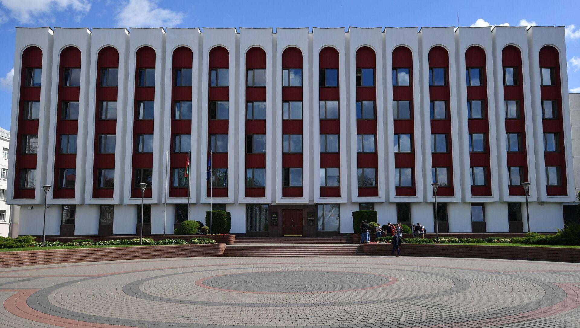 МИД Беларуси - Sputnik Грузия, 1920, 06.04.2021