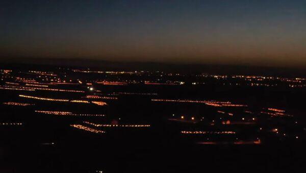 საფრანგეთში ვენახებს ყინვისგან ათასობით სანთლით იცავენ - Sputnik საქართველო