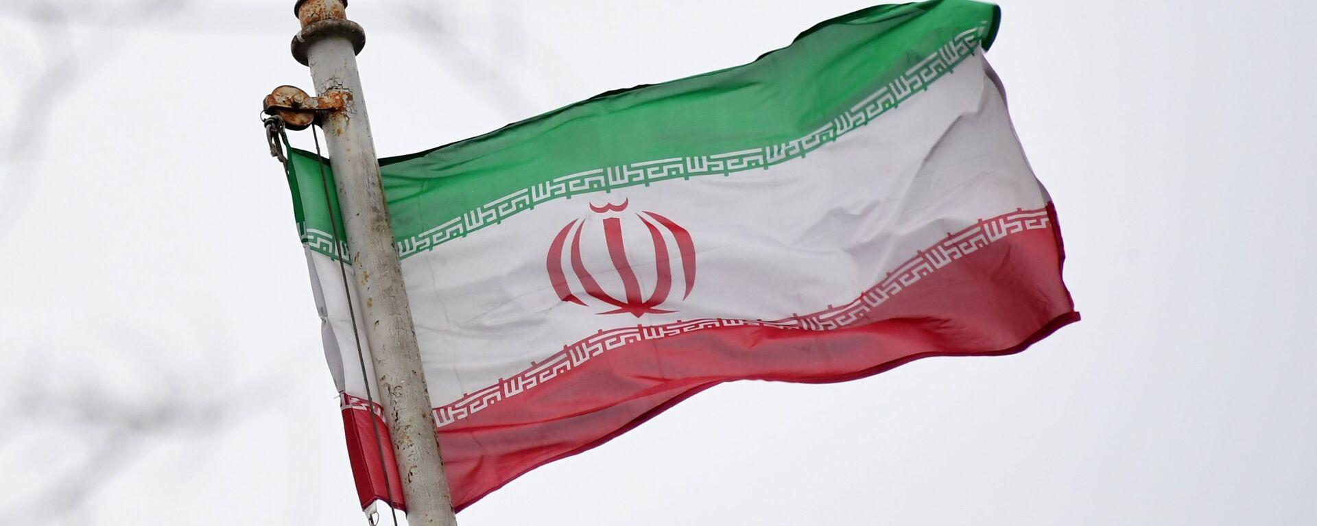 ირანის დროშა - Sputnik საქართველო, 1920, 07.07.2021