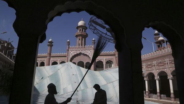 მეჩეთი პაკისტანში - Sputnik საქართველო