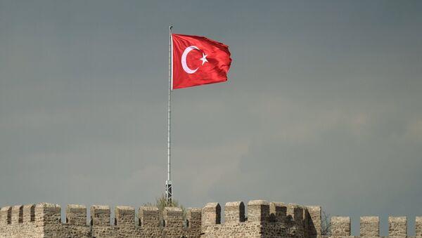 Флаг Турции, архивное фото - Sputnik Грузия