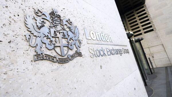 Лондонская фондовая биржа - Sputnik Грузия