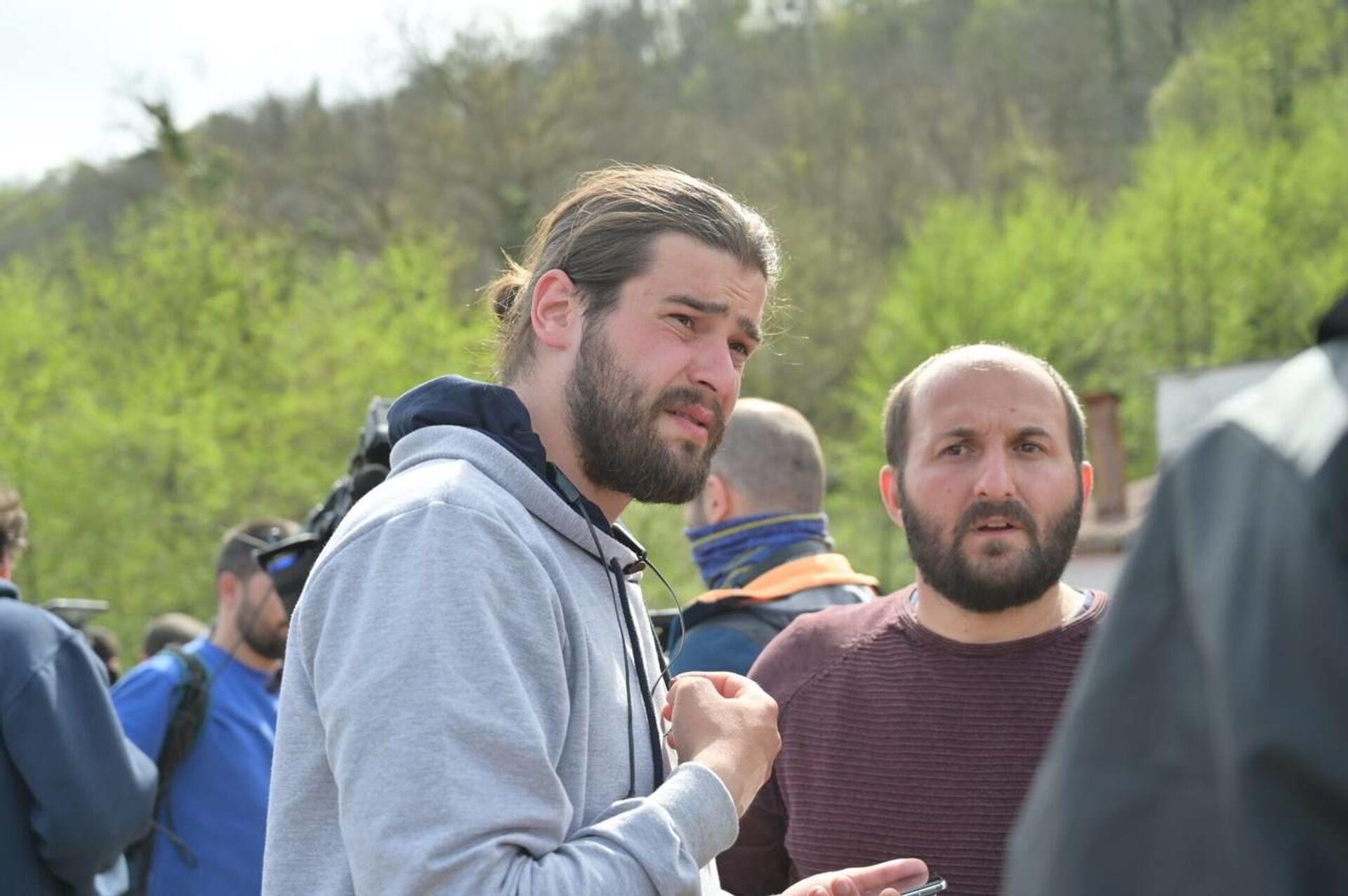 Чего хотят противники строительства Намахвани ГЭС - интервью с лидером протеста - Sputnik Грузия, 1920, 16.04.2021