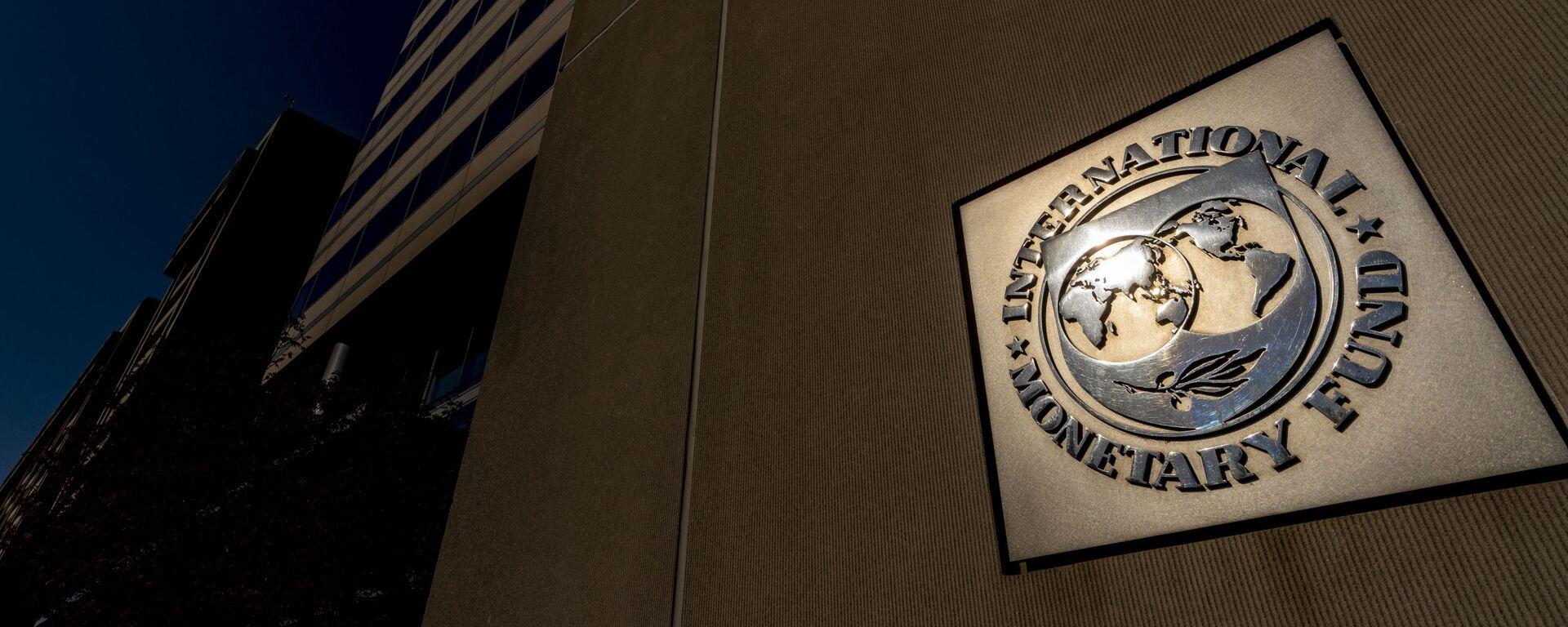 Международный валютный фонд (МВФ) в Вашингтоне - Sputnik Грузия, 1920, 05.09.2021