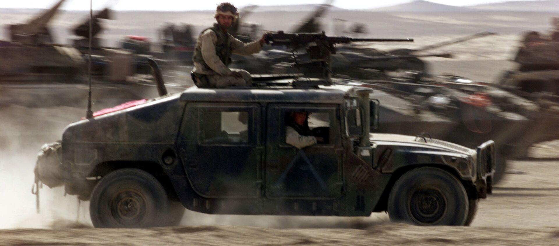 Американские войска покидают Афганистан. Как выглядит война - Sputnik Грузия, 1920, 25.04.2021
