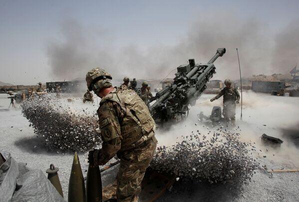 Военная операция в Афганистане стала самой длительной войной в истории США - Sputnik Грузия