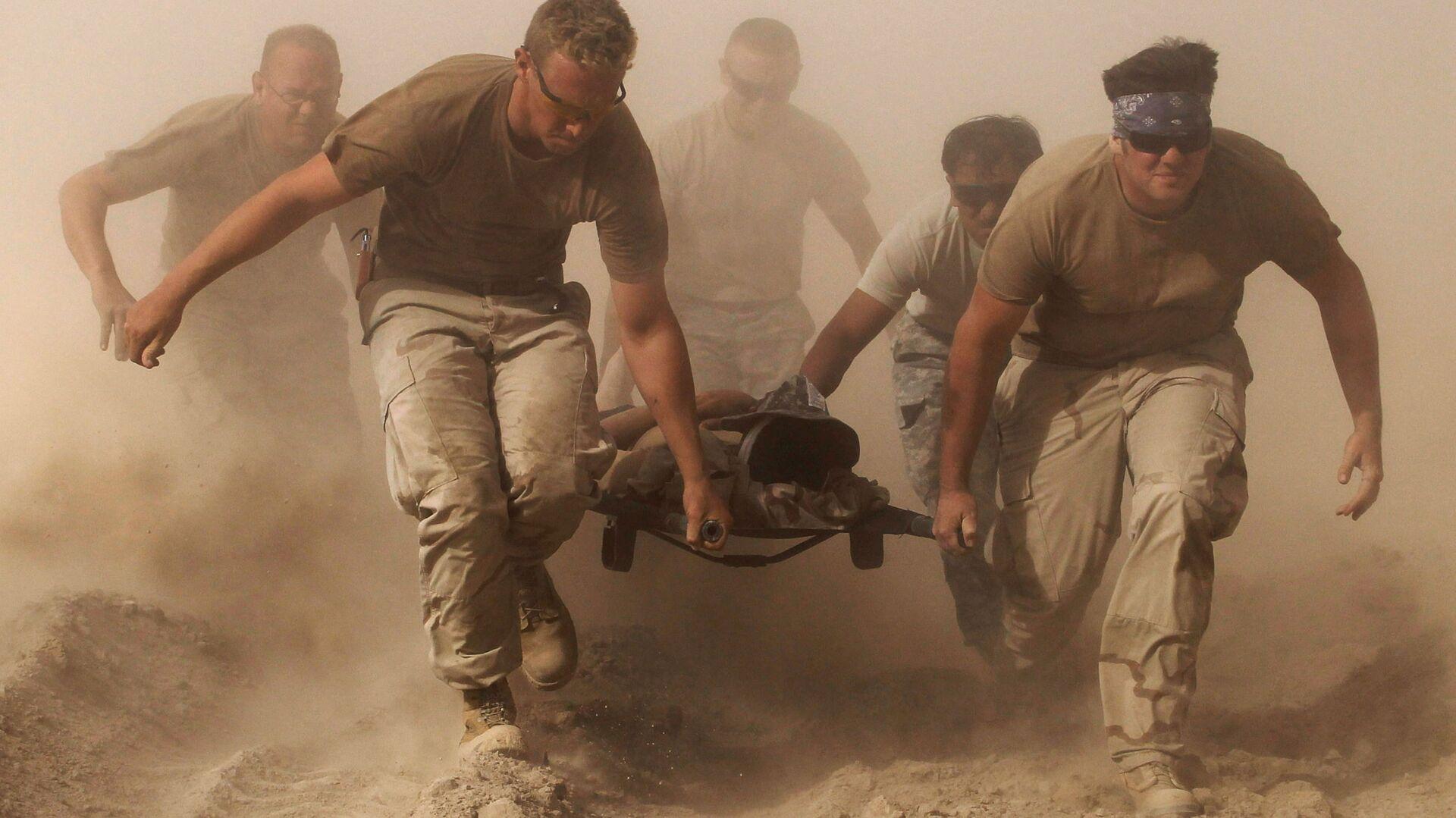 Американские войска покидают Афганистан. Как выглядит война - Sputnik Грузия, 1920, 06.09.2021