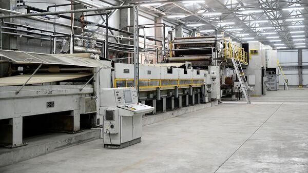 Новое высокотехнологичное предприятие Фабрика 1900 - Sputnik Грузия