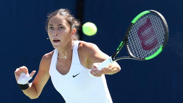 Теннисистка Мариам Болквадзе - Sputnik Грузия