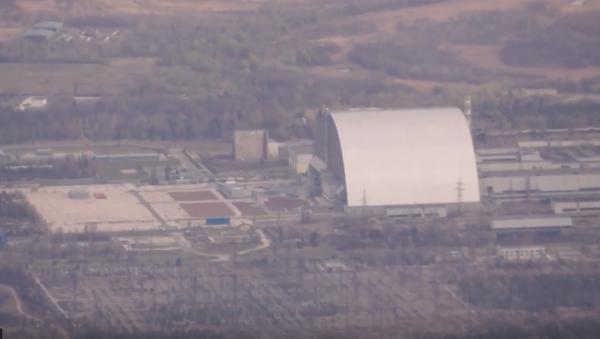 Специальный авиарейс запустили к 35-й годовщине аварии на ЧАЭС - Sputnik Грузия