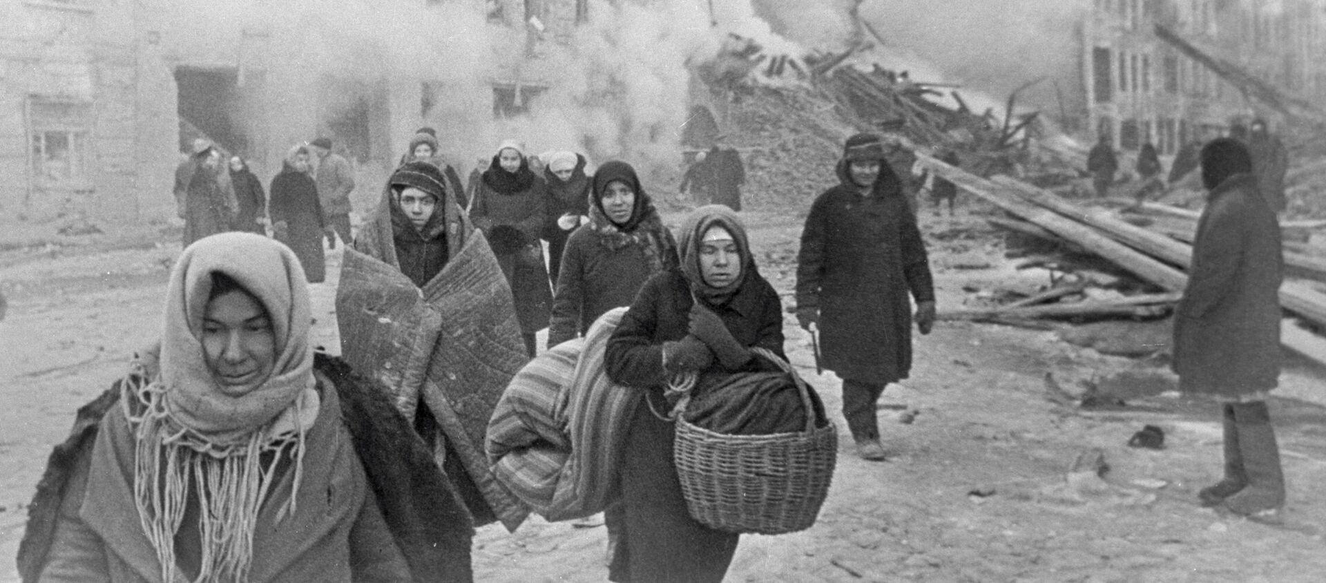 ლენინგრადის ბლოკადა - Sputnik საქართველო, 1920, 28.04.2021