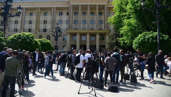თბილისის სასამართლო - Sputnik საქართველო