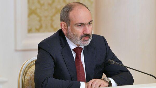 Никол Пашинян - Sputnik Грузия