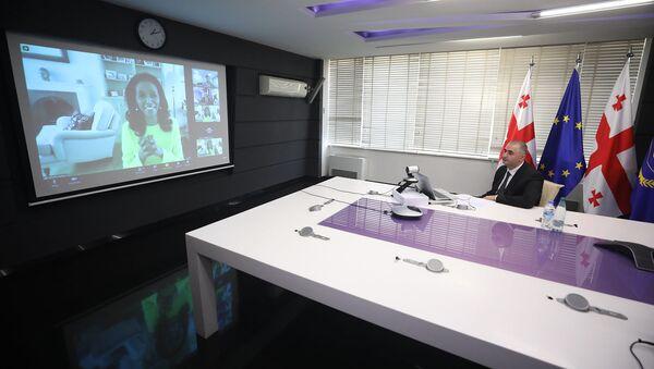 Министр финансов Грузии открыл ежегодное собрание Азиатского банка развития - Sputnik Грузия