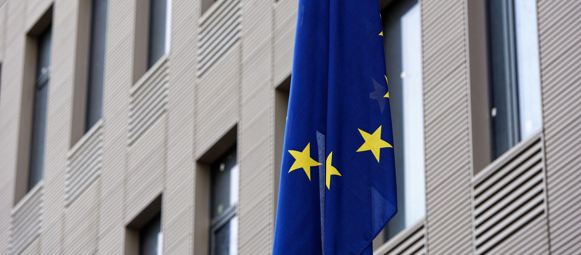 Представительство ЕС в Грузии  - Sputnik Грузия, 1920, 07.07.2021