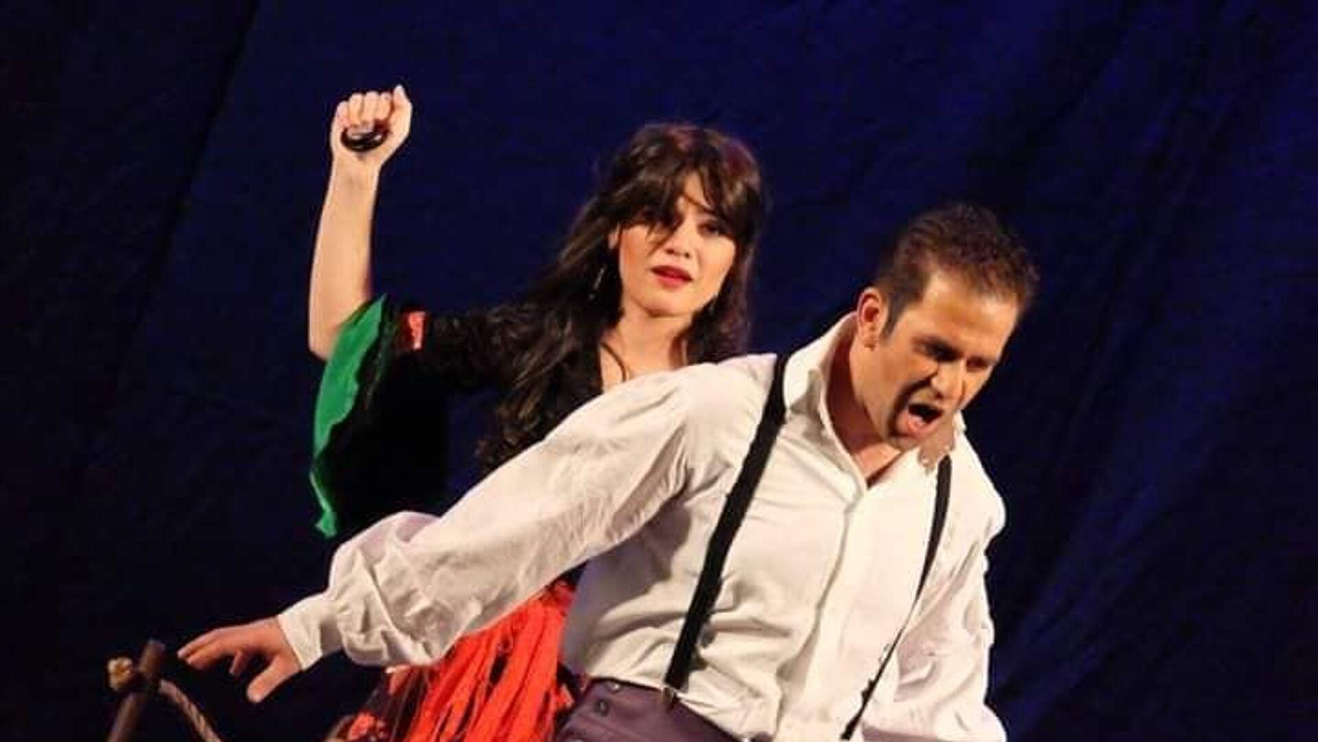 Джаба Гегешидзе на оперной сцене Праги - Sputnik Грузия, 1920, 09.09.2021