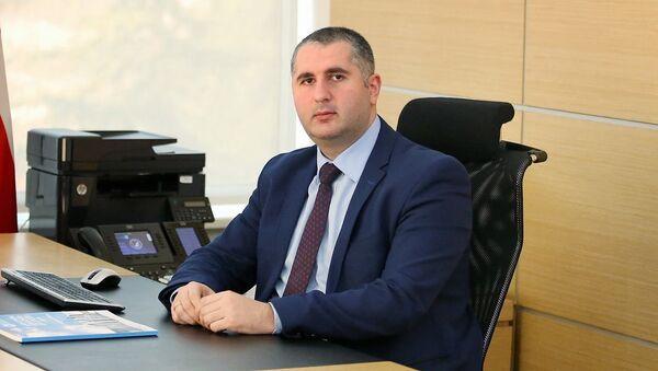 Лаша Хуцишвили - Sputnik Грузия