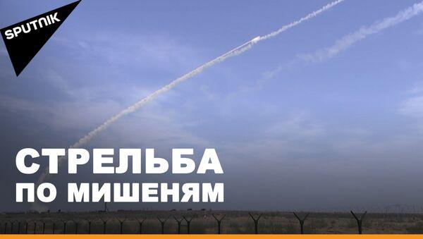 Иностранцам показали, как работают российские ЗРК - видео - Sputnik Грузия