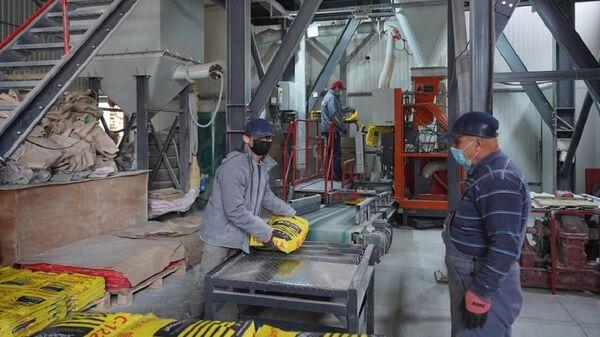 Завод компании Formula Construction по производству стройматериалов - Sputnik Грузия