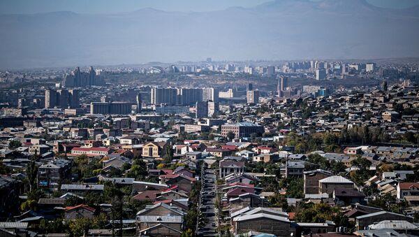 Ереван , Армения - Sputnik Грузия