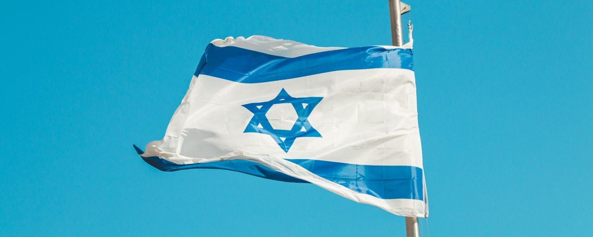 ისრაელის დროშა - Sputnik საქართველო, 1920, 12.05.2021