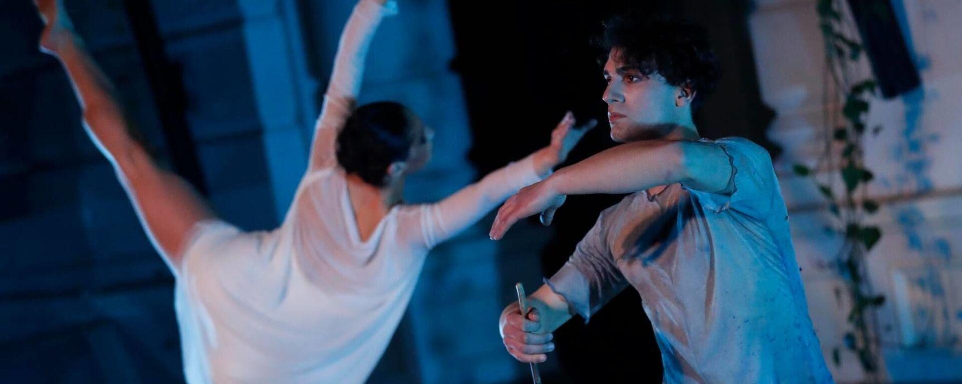Giorgi Aleksidze - Tbilisi Contemporary Ballet - Sputnik საქართველო, 1920, 14.05.2021