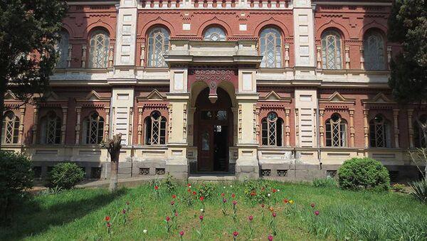 Государственный музей шелка Грузии - Sputnik Грузия
