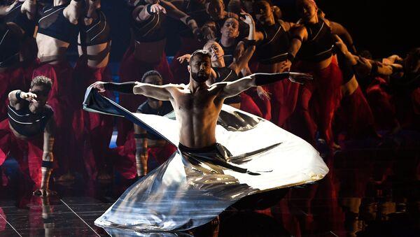 Репетиция второго полуфинала конкурса Евровидение-2021. Шоу артистов в Роттердаме - Sputnik Грузия
