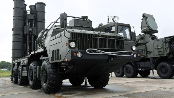 """С-400 """"ტრიუმფი"""" - Sputnik საქართველო"""