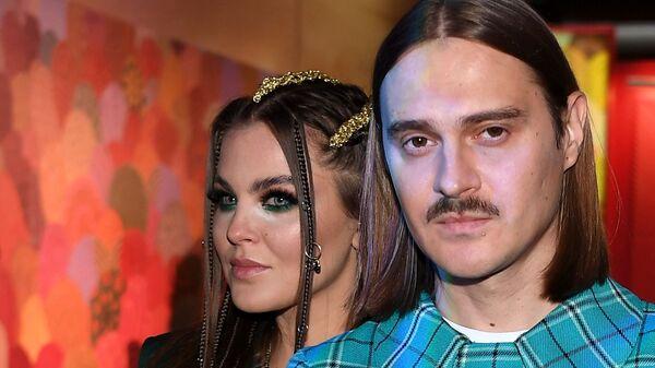 Участники группы Little Big Софья Таюрская и Илья Прусикин - Sputnik Грузия