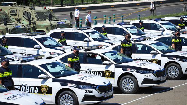 День полиции 31 мая 2021 года отмечается в Грузии - Sputnik Грузия