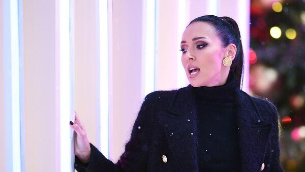 Певица Алсу на съёмках передачи Первого канала в Москве - Sputnik Грузия