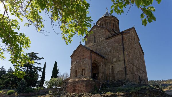 Метехская церковь - Sputnik Грузия