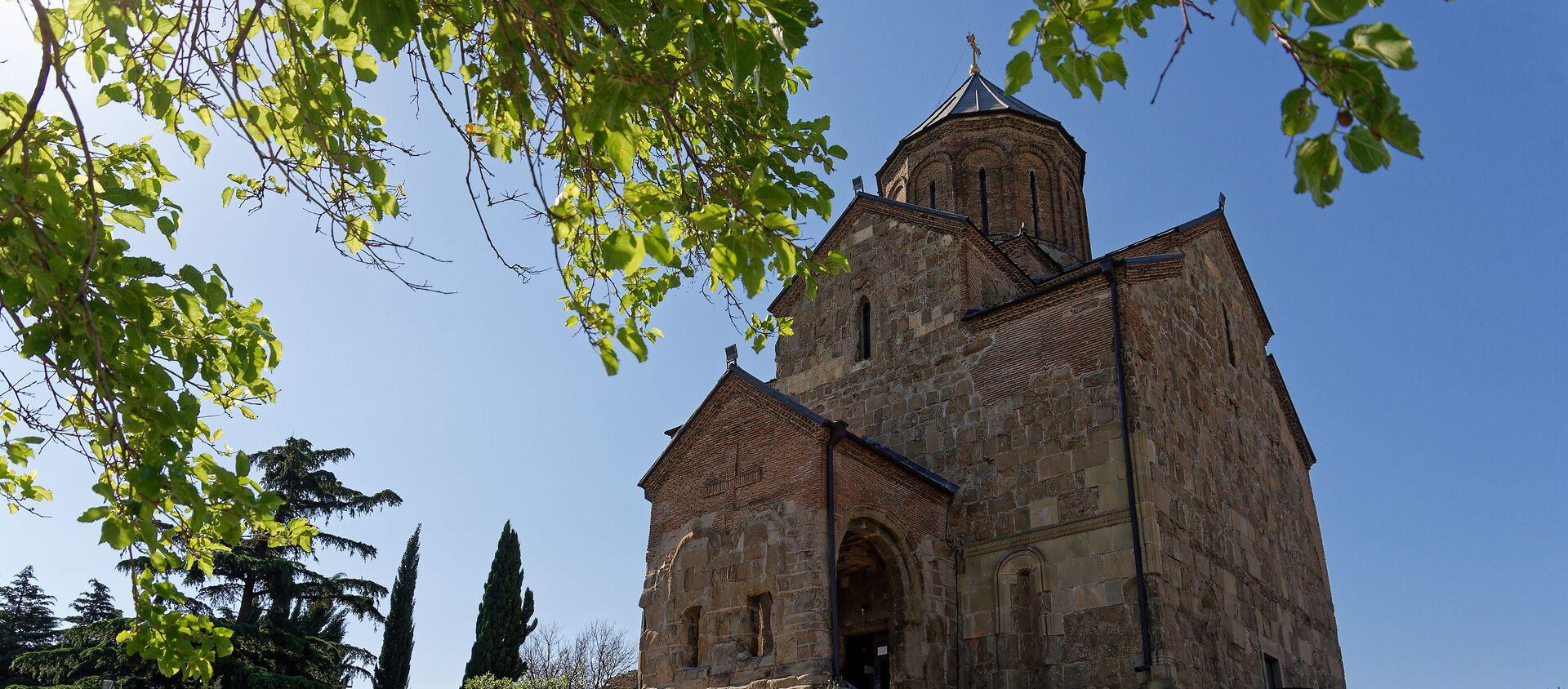 Метехская церковь - Sputnik Грузия, 1920, 02.06.2021