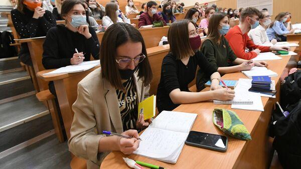 Возобновление очного обучения в вузах - Sputnik Грузия