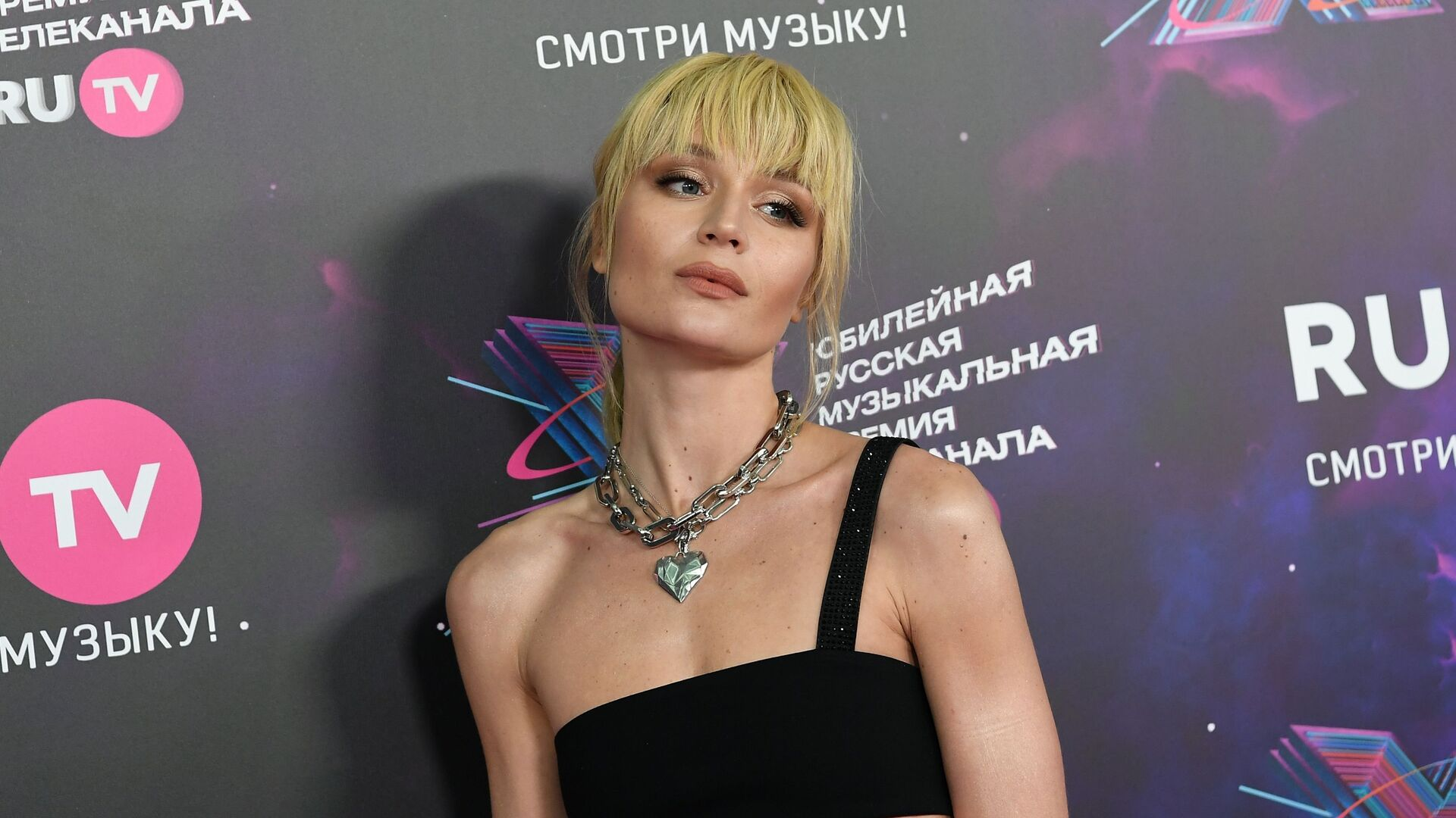 Певица Полина Гагарина  - Sputnik Грузия, 1920, 21.09.2021