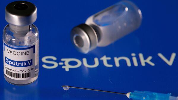 Vaccinul Sputnik V  - Sputnik Грузия