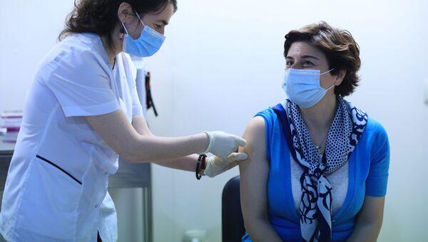 Эпидемия коронавируса - вакцинация населения - Sputnik Грузия