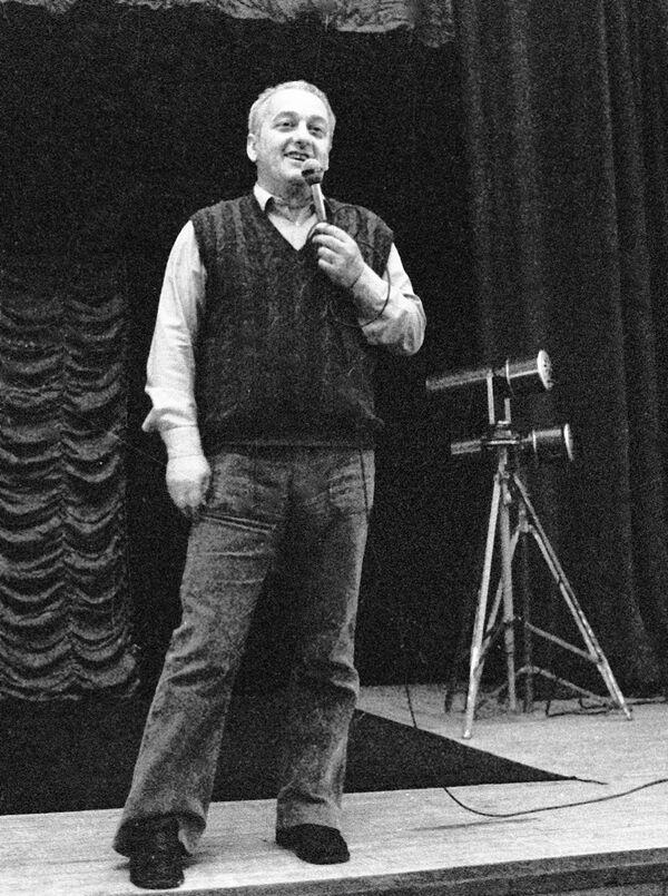 Несмотря на то, что великий мастер был родом из Западной Грузии, из города Кутаиси, его талант окутал всю Грузию и весь Советский Союз  - Sputnik Грузия