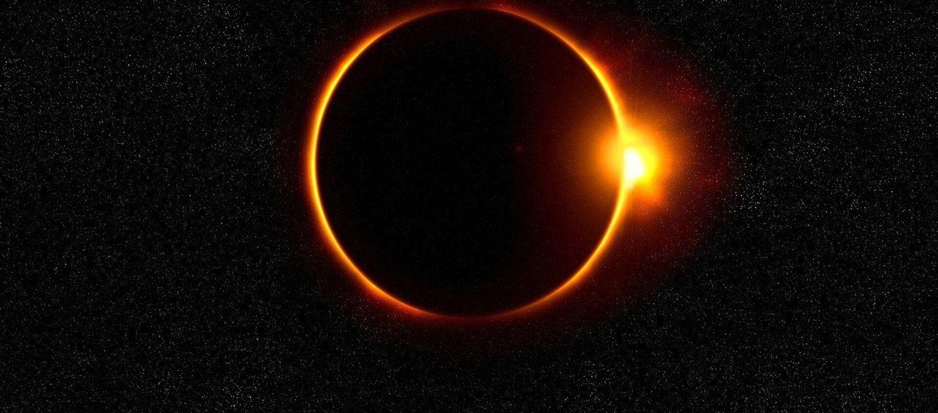 Солнечное затмение - Sputnik Грузия, 1920, 07.06.2021
