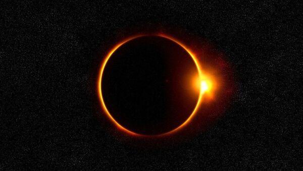 Солнечное затмение - Sputnik Грузия