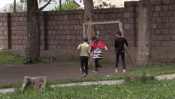 Детский пансион в Ниноцминда - Sputnik Грузия
