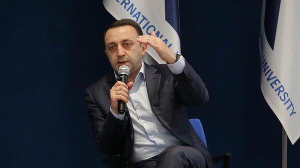 ირაკლი ღარიბაშვილი - Sputnik საქართველო